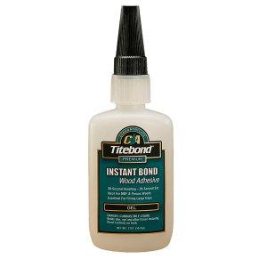 Titebond 6231 Instant CA Glue - Gel 56.8g(2oz)