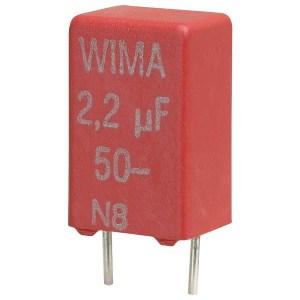 Wima MKS2C036801E00KS MKS2 0.68uF ±10% 63V Radial Polyester Capacitor