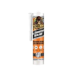 Gorilla Glue 1144111 Gorilla Mould Resistant Sealant Clear 295ml
