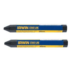 IRWIN® STRAIT-LINE® T666042 Crayon Black (Card 2)