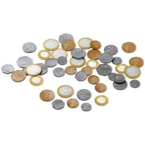 Learning Resources Uk Money Bag Set (700 Coins)