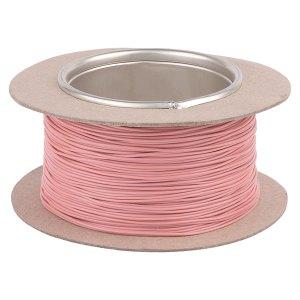 Unistrand 7/0.2 Pink Stranded Def Stan 61-12 Part 6 Equipment Wire...
