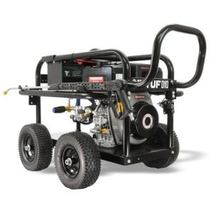 V-TUF V-TUF D10 2465PSI (170bar) 21L/Min 10HP Yanmar Diesel Pressure Washer With Gearbox Pump