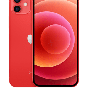Apple iPhone 12 5G (128GB (PRODUCT) RED) at £29 on Pay Monthly 6GB + 4 Xtra Benefits (36 Month contract) with Unlimited mins & texts; 6GB of 5G data. £44 a month.