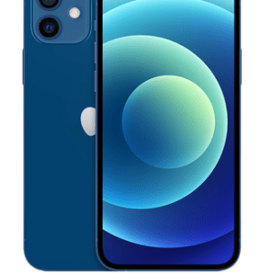 Apple iPhone 12 Mini 5G (64GB Blue) at £9 on Pay Monthly 25GB + 2 Xtra Benefits + Entertainment (36 Month contract) with Unlimited mins & texts; 25GB of 5G data. £45 a month.