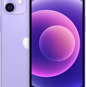 Apple iPhone 12 Mini 5G (64GB Purple) at £9 on Pay Monthly 25GB + 2 Xtra Benefits (36 Month contract) with Unlimited mins & texts; 25GB of 5G data. £39 a month.
