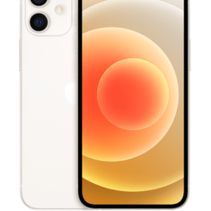 Apple iPhone 12 Mini 5G (64GB White) at £9 on Pay Monthly Unlimited + 2 Xtra Benefits + Entertainment (36 Month contract) with Unlimited mins & texts; Unlimited 4G data. £53 a month.