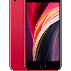Apple iPhone SE (2020) (64GB (PRODUCT) RED) at £29 on Pay Monthly 2GB + 2 Xtra Benefits (36 Month contract) with Unlimited mins & texts; 2GB of 5G data. £25 a month.
