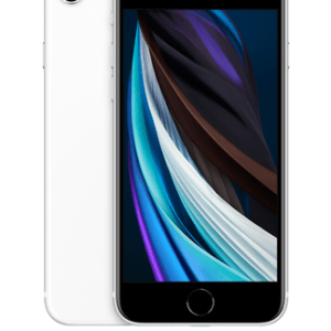 Apple iPhone SE (2020) (64GB White) at £29 on Pay Monthly Unlimited Max + 2 Xtra Benefits + Entertainment (36 Month contract) with Unlimited mins & texts; Unlimited 5G data. £50 a month.