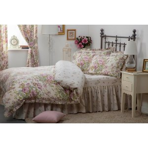 Belledorm Rose Boutique King Cover Only
