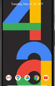 Google Pixel 4a 5G (128GB Just Black) at £19 on Pay Monthly Unlimited Max + 2 Xtra Benefits (36 Month contract) with Unlimited mins & texts; Unlimited 5G data. £44 a month.