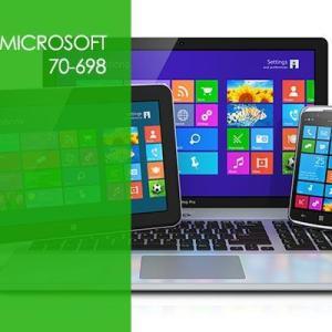 Microsoft Exam 70-698: Installing and Configuring Windows 10 Training Course