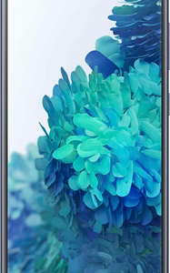 Samsung Galaxy S20 FE 5G (128GB Cloud Navy) at £9 on Pay Monthly 6GB + 3 Xtra Benefits + Entertainment (36 Month contract) with Unlimited mins & texts; 6GB of 5G data. £44 a month.
