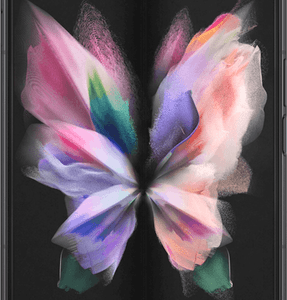 Samsung Galaxy Z Fold3 5G (256GB Phantom Green) at £49 on Pay Monthly 6GB + 3 Xtra Benefits + Entertainment (36 Month contract) with Unlimited mins & texts; 6GB of 5G data. £66 a month.