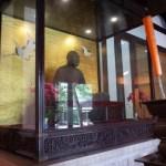 2016年劇役者への挑戦 鑑真和上を訪ねて中国の大明寺への旅