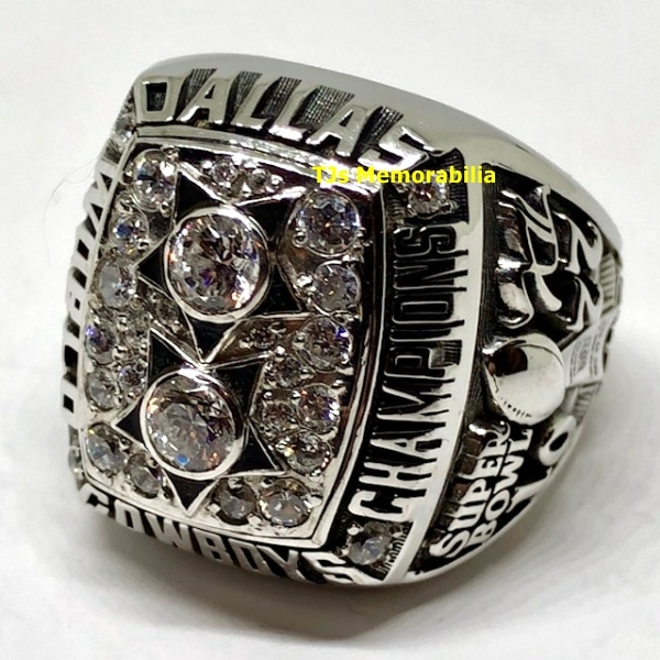 1977 DALLAS COWBOYS SUPER BOWL XII CHAMPIONSHIP RING