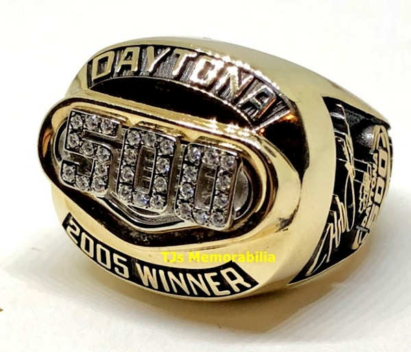 2005 DAYTONA 500 WINNERS RING HENDRICKS MOTOR SPORTS