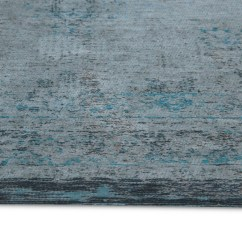 All Modern Chairs Stackable Walmart Louis De Poortere Fading World Grey Turquoise 8255 Rug. Best Prices And Free Delivery At Buyarug ...