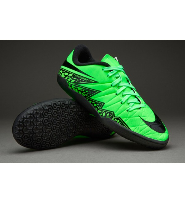 buy online f3369 19508 NIKE HYPERVENOM PHELON II IC JUNIOR INDOOR SOCCER SHOES - Buy best