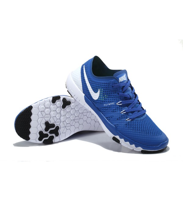buy cheap 600bb 76fe2 NIKE FREE FLYWIRE 3.0 V3 SAPPHIRE BLUE WHITE