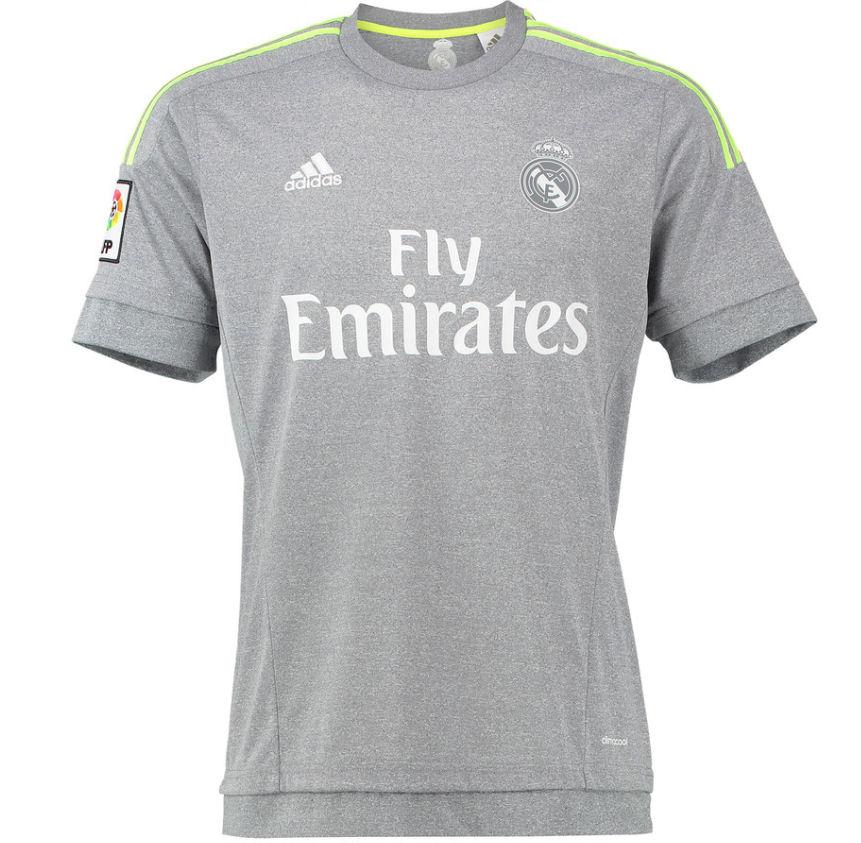 newest 1a8d9 f7ea8 REAL MADRID ADIDAS Away FOOTBALL SHIRT 2015-16 - Buy best