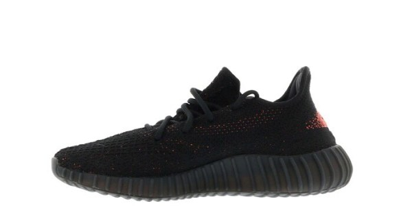 "newest cb23c faccb YEEZY BOOST 350 V2 ""CORE BLACK RED"""