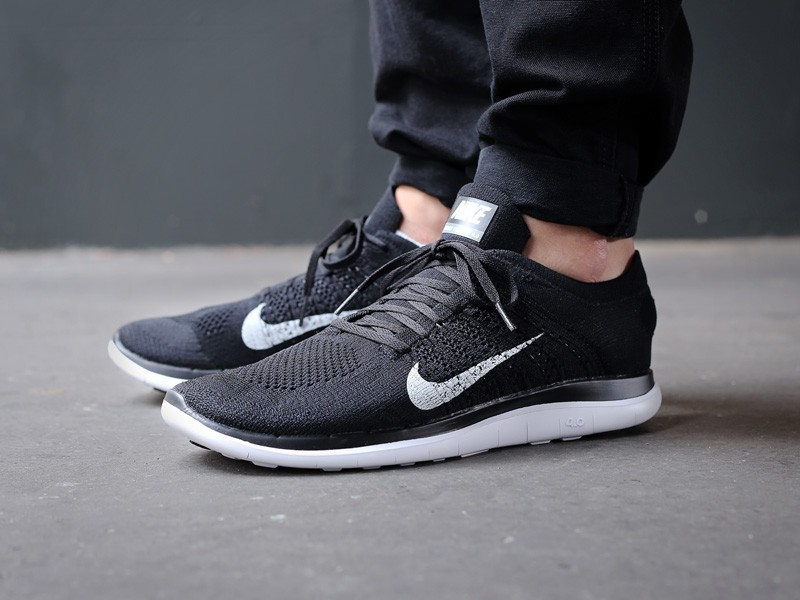 reputable site cb893 b72bb NIKE FREE FLY KNIT 4.0 BLACK - Buy best