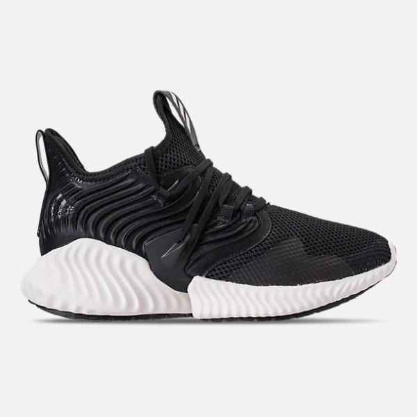 Alpha Bouse Black Shoes 01
