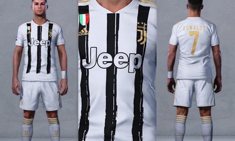 Cristiano Ronaldo Juventus Home 2020 21 Jersey Buy Best