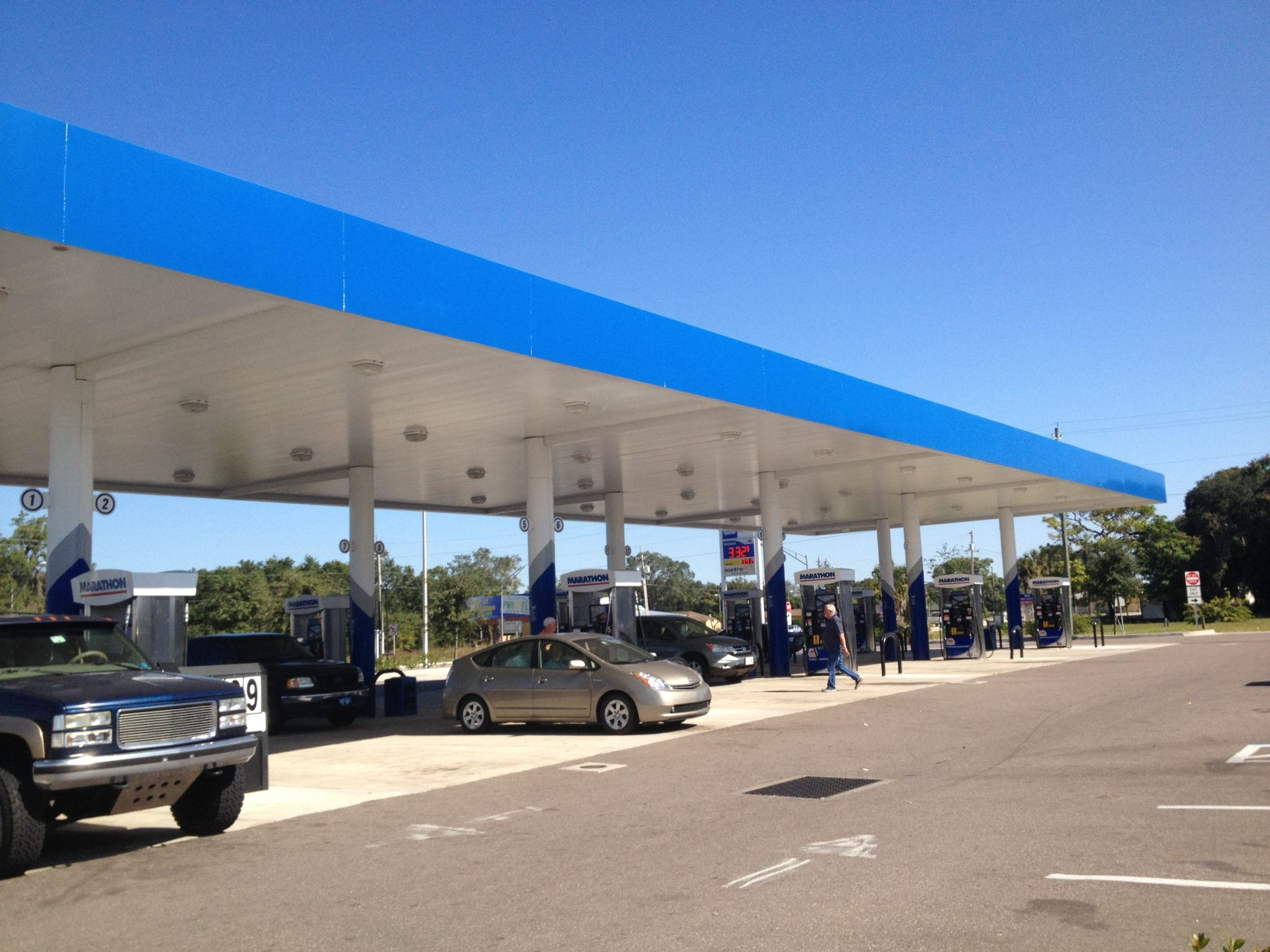 Buying A Gas Station With Convenience Store In Florida A