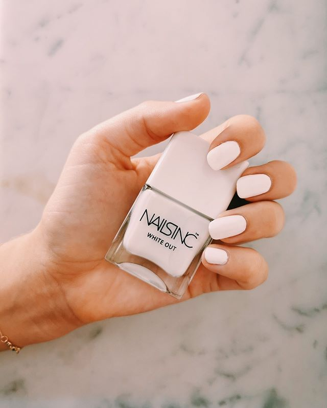 Up to 60% Off Nails.INC - White Nails