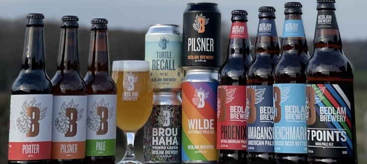 Bedlam Brewery Special Offers Banner 2021