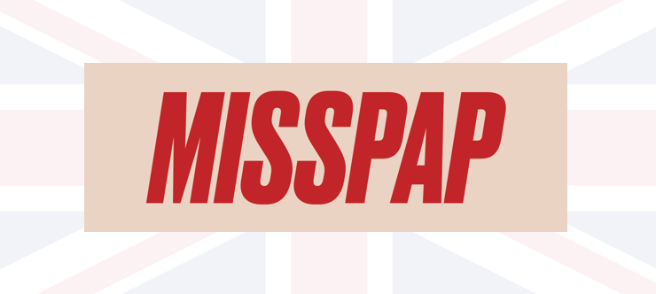 Misspap Discount Code and Sale UK Banner