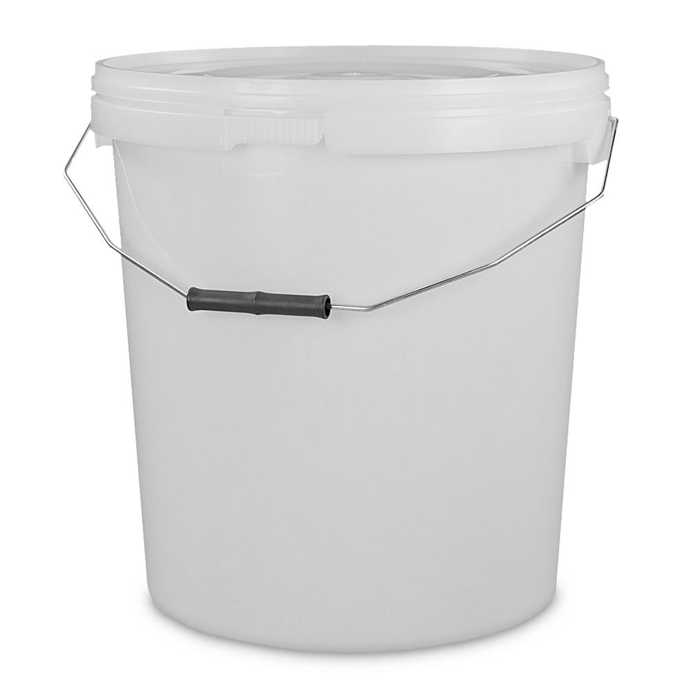 20l white plastic buckets