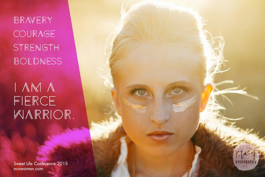 Fierce Warrior: SL Conference 2015 | Graphic Design & Creative Direction