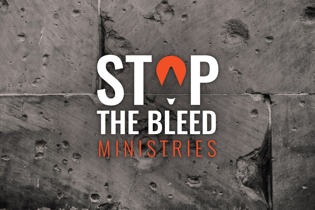 Stop The Bleed Ministries | Logo & Branding