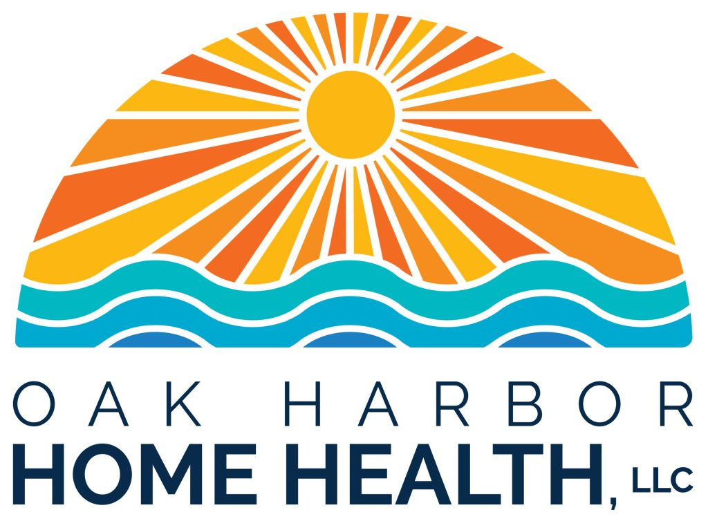 Oak Harbor Home Health, LLC  |  Logo & Branding