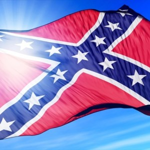 Cotton Confederate flag for sale