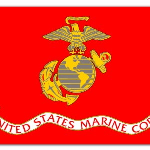 Marine Corp Flag for sale