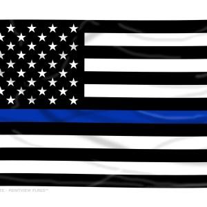 Thing Blue Line Flag Sale
