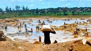 DRC CONGO GOLD