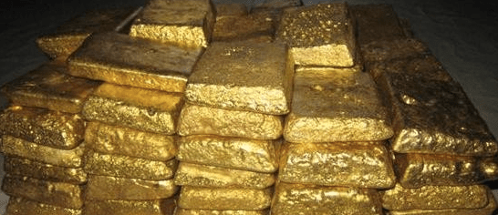 High quality gold bars for sale in Africa