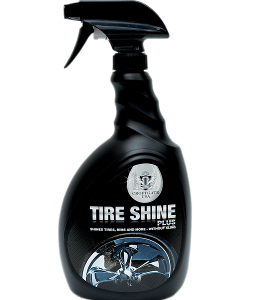CROFTGATEUSA Tire Shine Plus