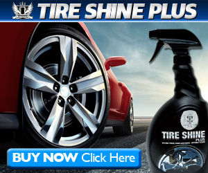 CroftgateUSA Tire Shine Plus Sold by WCS