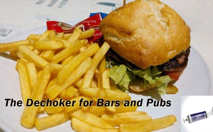 dechoker for bars and pubs