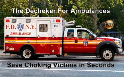 The Dechoker for Ambulances
