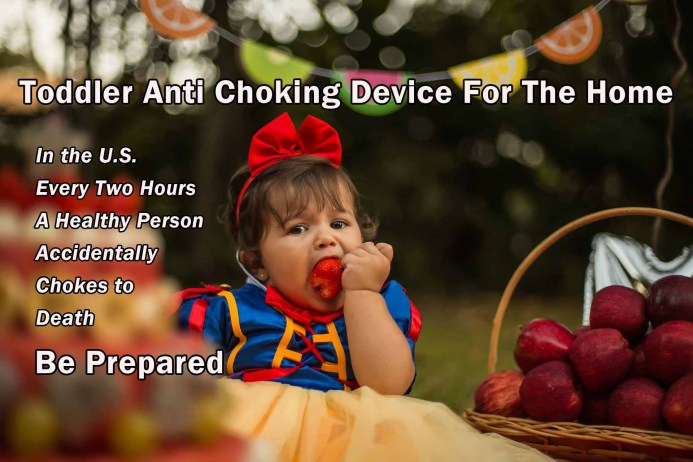 Anti Choking Device - Toddler