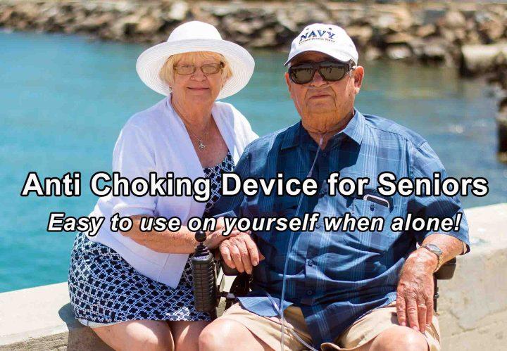 Anti Choking Device - Seniors