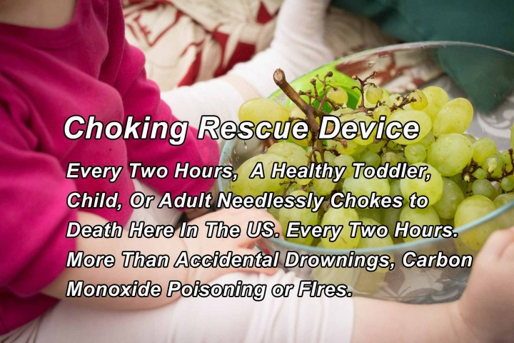 Anti Choking Device For Toddlers Ages 12 Months to 3 Years