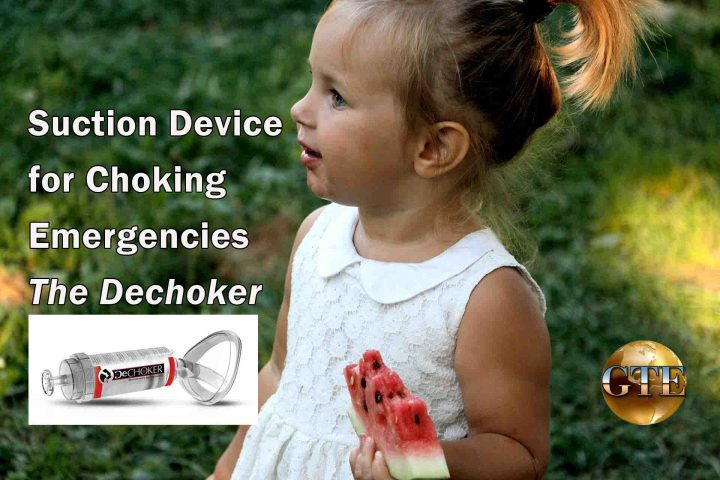 Suction Device for Choking - The Dechoker